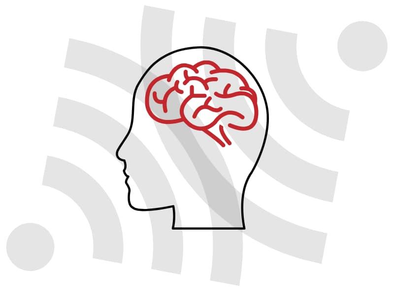 Brain Exposure to EMF
