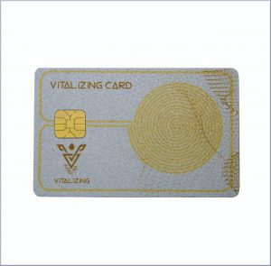 Vitalizing Card 2020