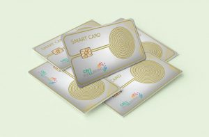 Smart Card Pack of 5