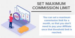 Set Maximum Commission Limit